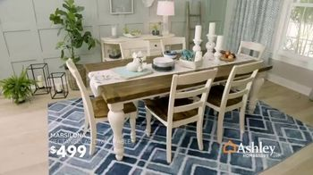 Ashley HomeStore Best of the Best Sale TV Spot, 'Ends Monday: Sofa and Dining Table' Song by Midnight Riot