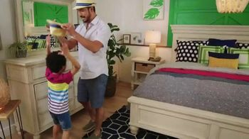 Ashley HomeStore Best of the Best Sale TV Spot, 'Ends Monday: Sofa and Dining Table' Song by Midnight Riot - Thumbnail 7