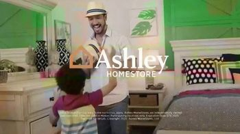 Ashley HomeStore Best of the Best Sale TV Spot, 'Ends Monday: Sofa and Dining Table' Song by Midnight Riot - Thumbnail 8