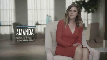 Jenny Craig My Rapid Results TV Spot, 'Custom Fit: $100 and DNA Kit' - Thumbnail 1