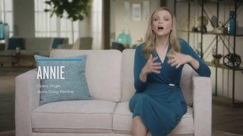 Jenny Craig My Rapid Results TV Spot, 'Custom Fit: $100 and DNA Kit' - Thumbnail 2
