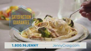 Jenny Craig My Rapid Results TV Spot, 'Custom Fit: $100 and DNA Kit' - Thumbnail 6