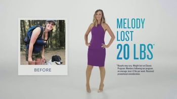 Jenny Craig My Rapid Results TV Spot, 'Custom Fit: $100 and DNA Kit'