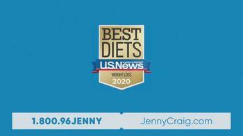 Jenny Craig My Rapid Results TV Spot, 'Custom Fit: $100 and DNA Kit' - Thumbnail 8