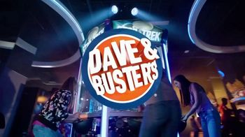 Dave and Buster's Unreal Deal TV Spot, 'For Real: Eight Games Free: Kids' - Thumbnail 1