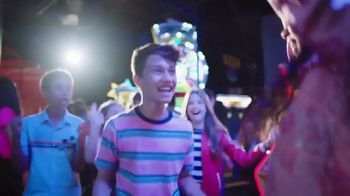Dave and Buster's Unreal Deal TV Spot, 'For Real: Eight Games Free: Kids'