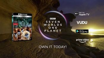 Seven Worlds One Planet Home Entertainment TV Spot - Thumbnail 9