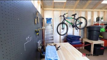 Tuff Shed TV Spot, 'Spring Means Storage' - Thumbnail 1