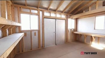 Tuff Shed TV Spot, 'Spring Means Storage' - Thumbnail 4