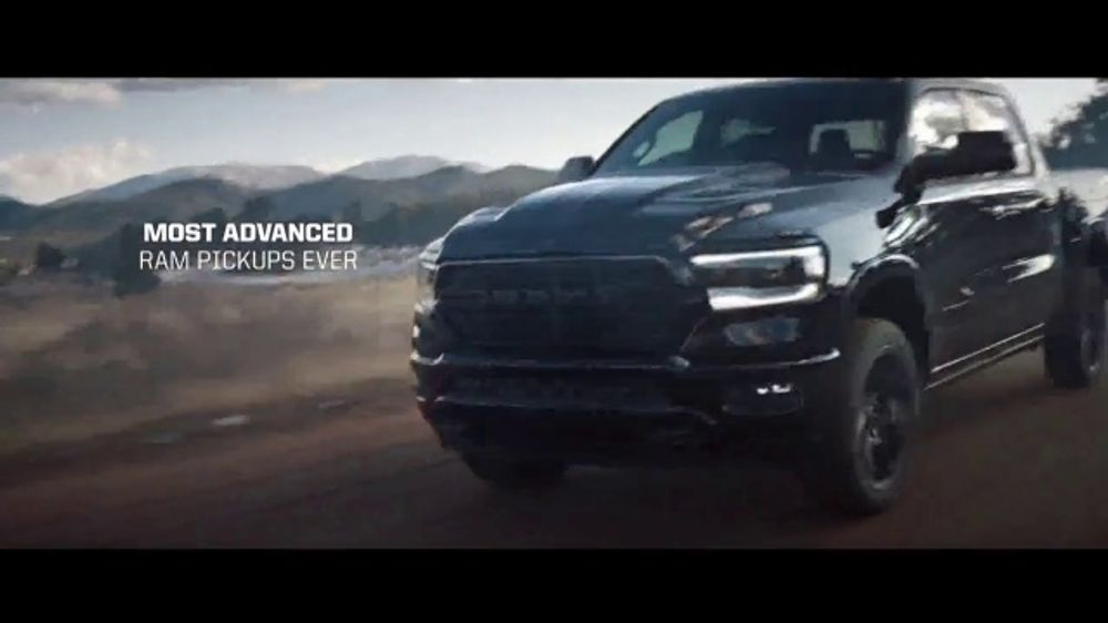 Ram Trucks Presidents Day Event TV Commercial, 'Lead From Within' Song by Kingdom 2 [T2]