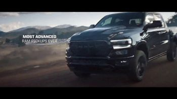 Ram Trucks Presidents Day Event TV Spot, 'Lead From Within' Song by Kingdom 2 [T2] - Thumbnail 3