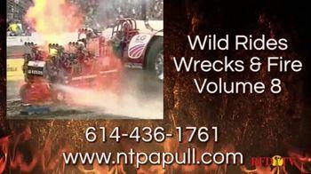 NTPA AP Productions TV Spot, 'Wild Rides, Wrecks and Fire: Volume Eight' - Thumbnail 10