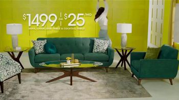 Rooms to Go Anniversary Sale TV Spot, 'Great Prices' Song by Junior Senior - Thumbnail 5