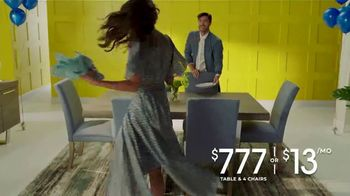 Rooms to Go Anniversary Sale TV Spot, 'Great Prices' Song by Junior Senior - Thumbnail 7