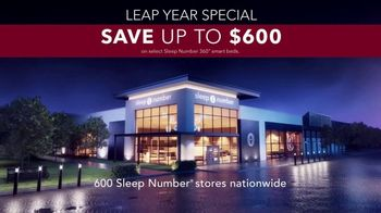 Sleep Number Leap Year Special TV Spot, '360 Smart Bed' - Thumbnail 10