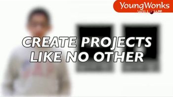 YoungWonks TV Spot, 'Projects Like No Other' - Thumbnail 5