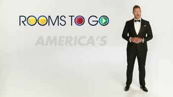 Rooms to Go Anniversary Sale TV Spot, 'Extra Savings' Featuring Jesse Palmer - Thumbnail 2