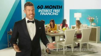 Rooms to Go Anniversary Sale TV Spot, 'Extra Savings' Featuring Jesse Palmer - Thumbnail 8