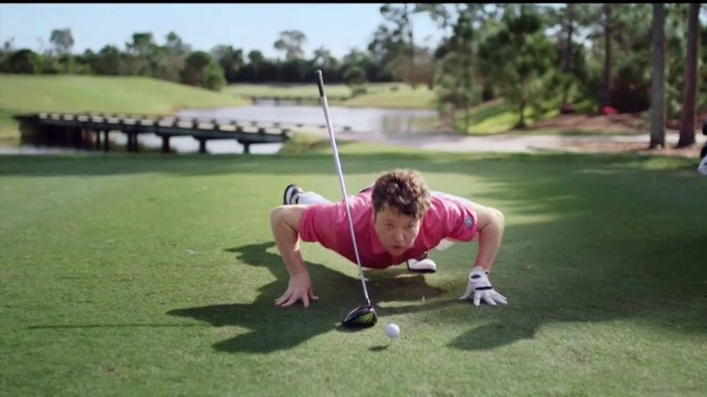 Grant Thornton TV Commercial, 'This is Your Invitation. Swing.' Featuring Rickie Fowler