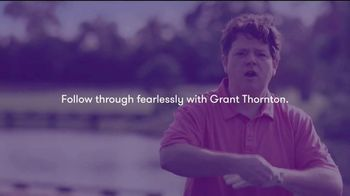 Grant Thornton TV Spot, 'This is Your Invitation. Swing.' Featuring Rickie Fowler - Thumbnail 9