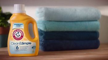 Arm & Hammer Clean & Simple TV Spot, 'Inspire' - Thumbnail 6