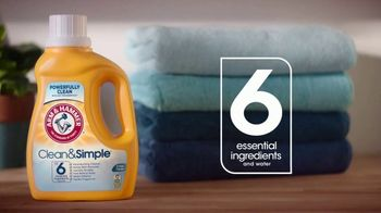 Arm & Hammer Clean & Simple TV Spot, 'Inspire' - Thumbnail 7