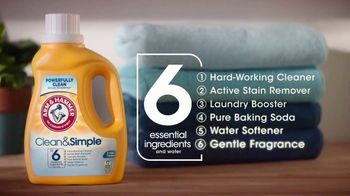 Arm & Hammer Clean & Simple TV Spot, 'Inspire' - Thumbnail 8