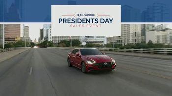 Hyundai Presidents Day Sales Event TV Spot, 'Monumental Savings' [T2] - Thumbnail 2