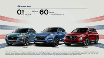 Hyundai Presidents Day Sales Event TV Spot, 'Monumental Savings' [T2] - Thumbnail 4