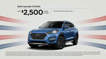 Hyundai Presidents Day Sales Event TV Spot, 'Monumental Savings' [T2] - Thumbnail 5