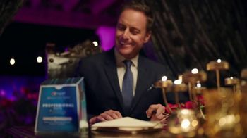 Crest 3D Whitestrips TV Spot, 'ABC: Time to Get to Work' Featuring Chris Harrison
