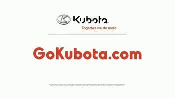 Kubota L Series TV Spot, 'Power & Dependability' - Thumbnail 10