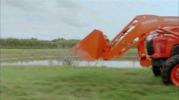 Kubota L Series TV Spot, 'Power & Dependability' - Thumbnail 3