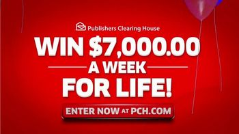 Publishers Clearing House TV Spot, '$7,000 a Week: Ready to Win' Featuring Steve Harvey - Thumbnail 9