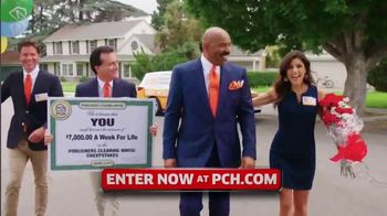 Publishers Clearing House TV Spot, '$7,000 a Week: Ready to Win' Featuring Steve Harvey - Thumbnail 3