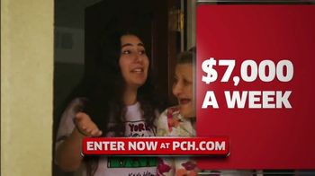 Publishers Clearing House TV Spot, '$7,000 a Week: Ready to Win' Featuring Steve Harvey - Thumbnail 4
