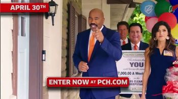 Publishers Clearing House TV Spot, '$7,000 a Week: Ready to Win' Featuring Steve Harvey - Thumbnail 7