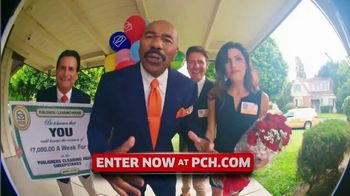 Publishers Clearing House TV Spot, '$7,000 a Week: Ready to Win' Featuring Steve Harvey - Thumbnail 8