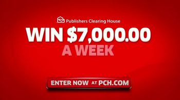 Publishers Clearing House TV Spot, '$7,000 a Week: Surprise You' Featuring Steve Harvey - Thumbnail 10