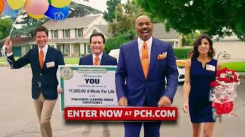 Publishers Clearing House TV Spot, '$7,000 a Week: Surprise You' Featuring Steve Harvey - Thumbnail 5