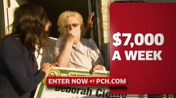 Publishers Clearing House TV Spot, '$7,000 a Week: Surprise You' Featuring Steve Harvey - Thumbnail 7