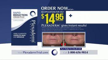Plexaderm Skincare Rapid Reduction Cream Plus TV Spot, 'Real Reactions' - Thumbnail 9
