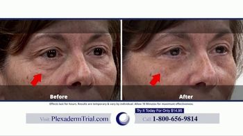 Plexaderm Skincare Rapid Reduction Cream Plus TV Spot, 'Real Reactions'