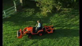 Kubota BX Series TV Spot, 'All This Grass' - Thumbnail 5