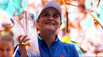 Tennis Channel Plus TV Spot, 'March: Live WTA' - 9 commercial airings