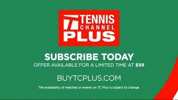 Tennis Channel Plus TV Spot, 'March: Live WTA' - Thumbnail 10