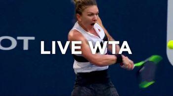 Tennis Channel Plus TV Spot, 'March: Live WTA' - Thumbnail 4