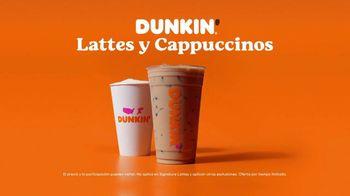 Dunkin' Lattes y Cappuccinos TV Spot, 'Beber para creer' [Spanish] - Thumbnail 6