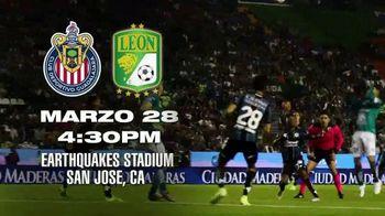 Club América TV Spot, 'El rebaño regresa: Earthquakes Stadium' [Spanish]