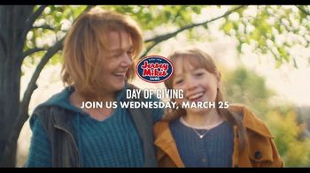 Jersey Mike's Day of Giving TV Spot, 'Some Days' Song by Supertramp - Thumbnail 9